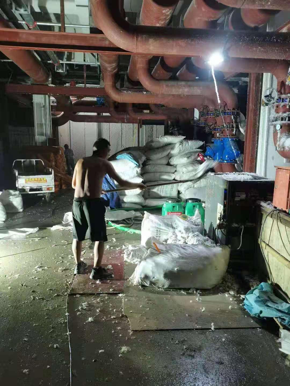 四川省资阳市超细无机纤维喷涂厂家施工
