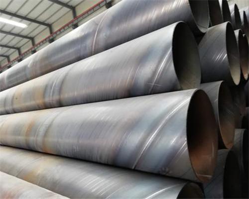 环保在线D478*7mm螺旋焊管价格趋势