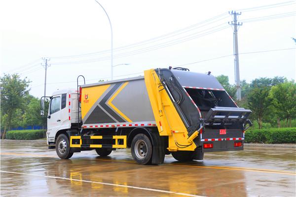 齐齐哈尔压缩垃圾车直销处电话地址