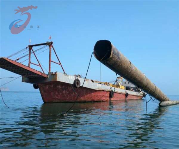 海洋管道施工水下作业---潍坊市