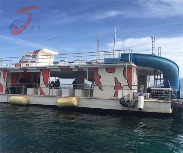 海底沉管安装工程水下作业---安顺市