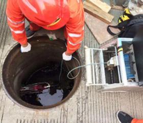 宁波市海曙区清理储水池--公司