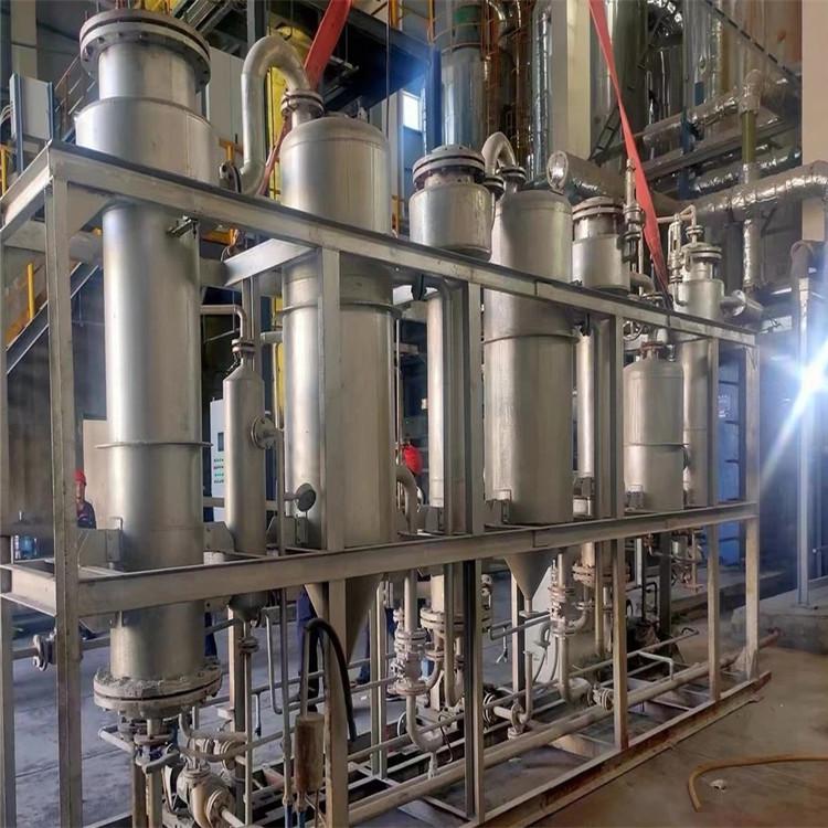 百色田东二手四效蒸发器并流工艺流程图批发