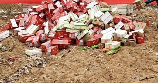 佛山市顺德区海关查处产品销毁上门回收资质齐全