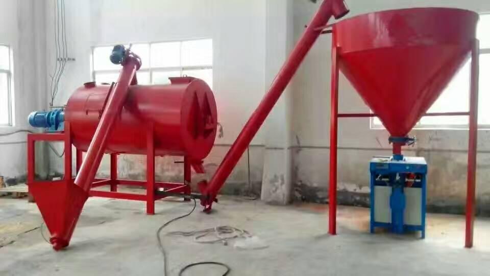 宣城市小型干粉砂浆简易生产线厂家直销