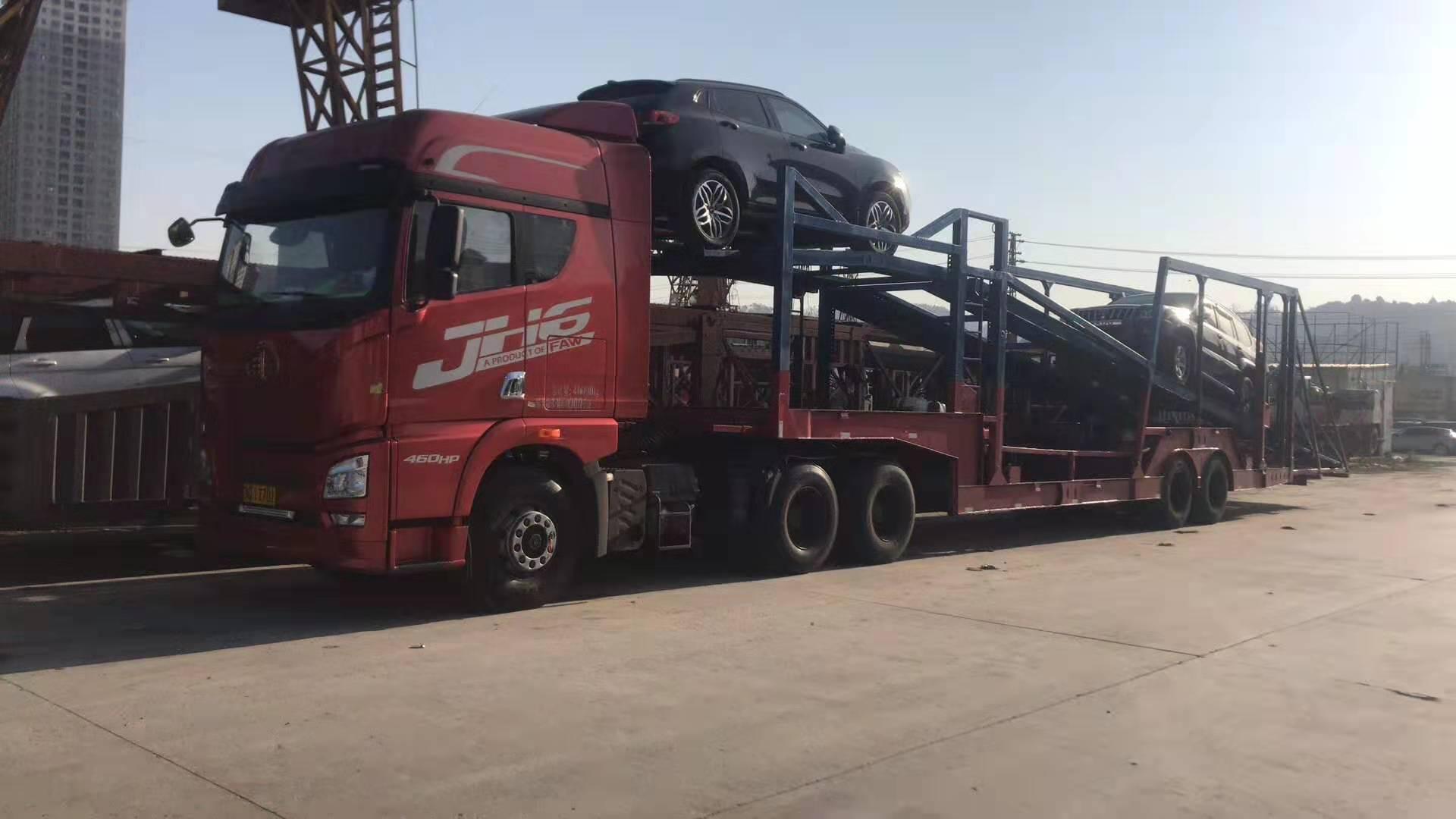 赣州到惠州轿车托运2021新