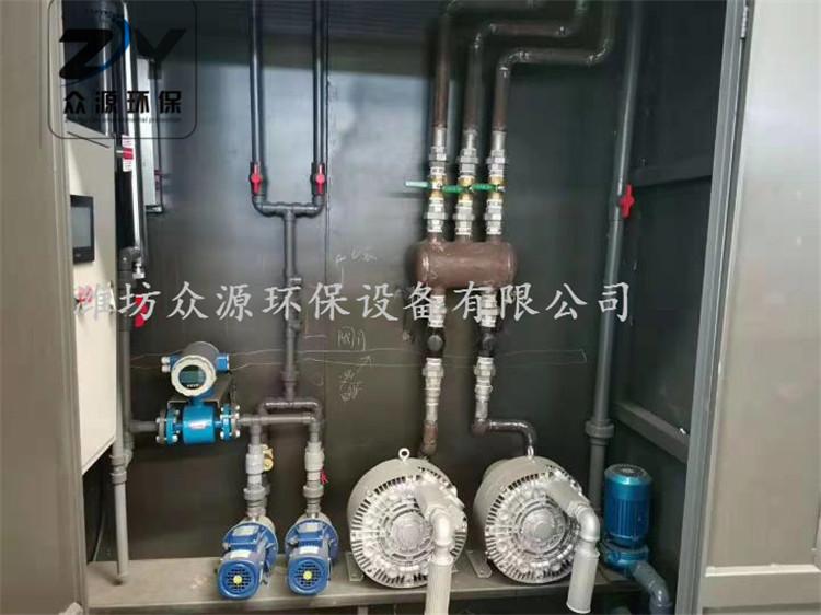 邵阳隆回槟榔泡制蒸煮产生废水处理设备验收达标