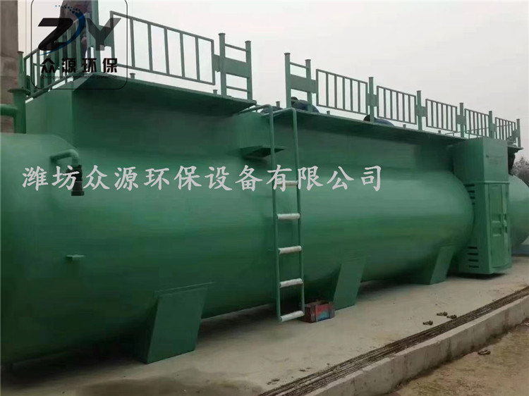 长沙槟榔废水处理工程设计方案尺寸