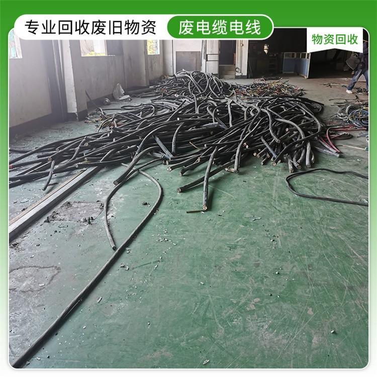 鹤岗市二手电缆回收回收利用
