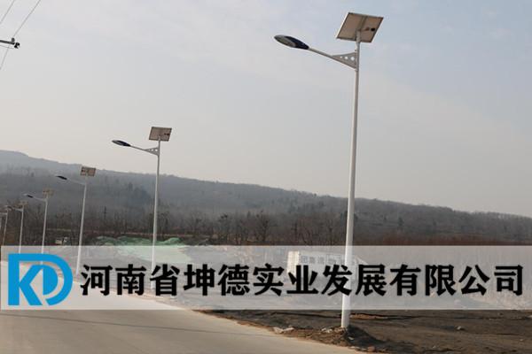 望城太阳能路灯如何选择厂家供应