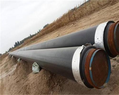 直径1520黑夹克保温钢管出厂价格新2021
