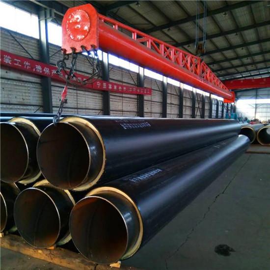 熱力工程用DN聚氨酯發泡保溫鋼管采購價格咨詢