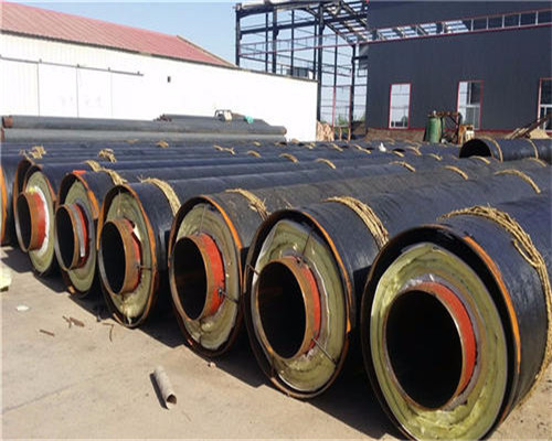 集中供暖用1020*12预制地埋保温钢管采购价格在线咨询