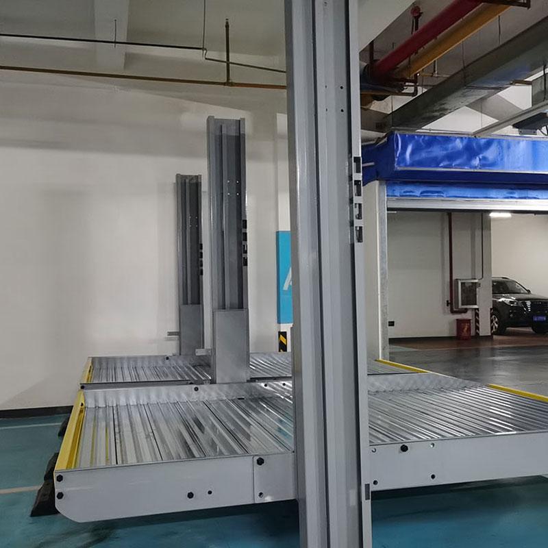 贵州印江机械立体停车设备租赁_巷道堆垛机械式停车设备厂商