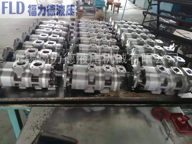 GM5-5-1-13R1-20,拖拉机齿轮泵