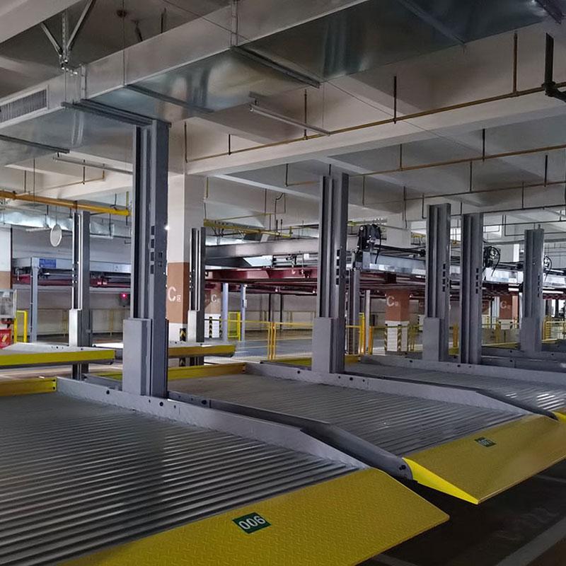 松桃俯仰机械立体停车设备租赁过规划_PJS机械立体停车设备厂家