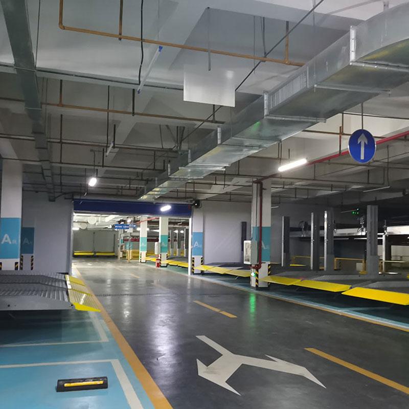 古浪移机械停车场租用_垂直升降式机械停车设备生产