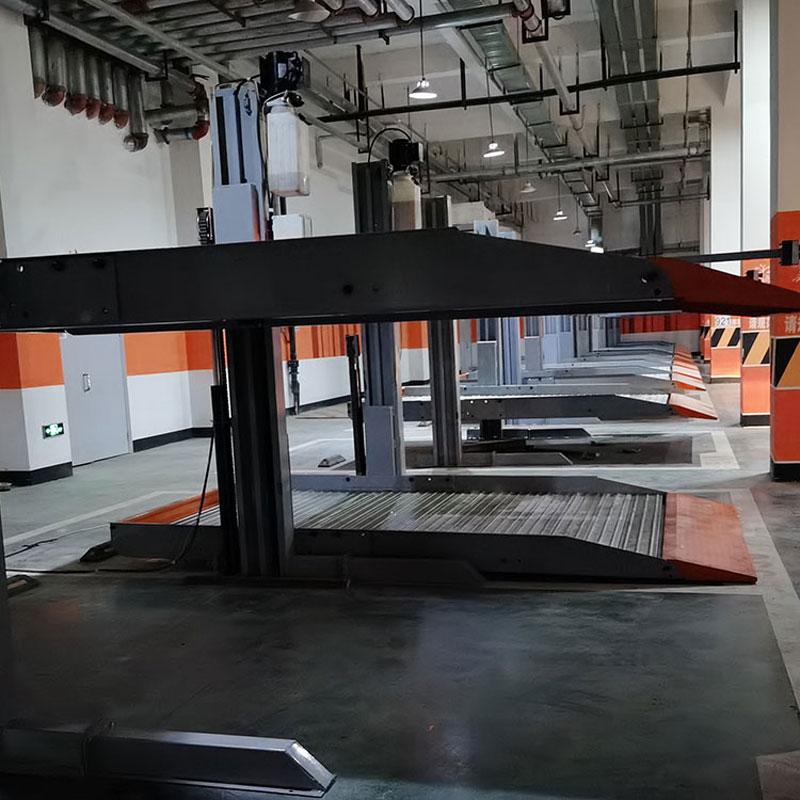 甘肃岷县机械停车位回收_横移式机械车位施工