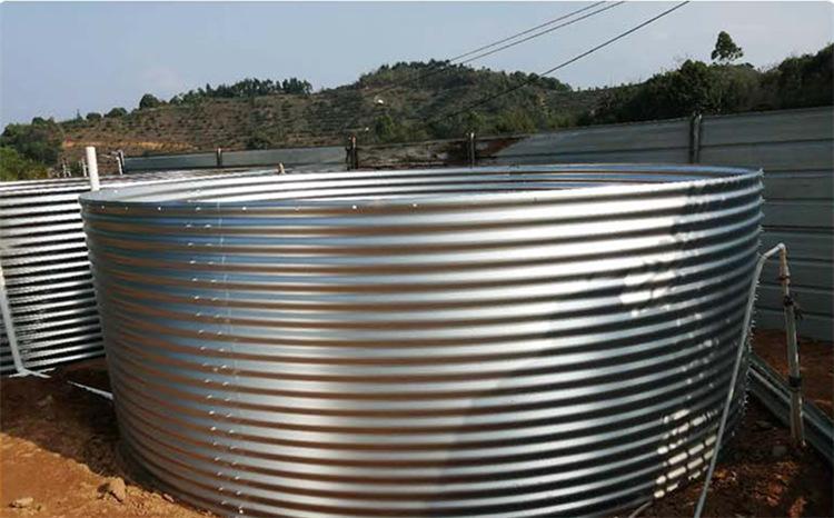 漯河舞阳镀锌板鱼池可以养多少鱼参数