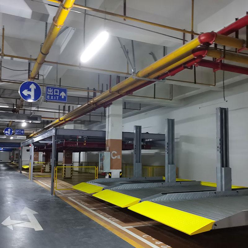 云南宁洱机械停车位租赁价格,机械式停车设备改造