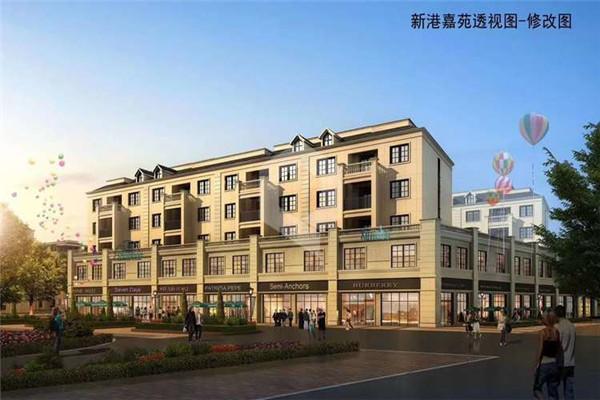 《直销》长兴新港嘉苑位置买房包括价格方面