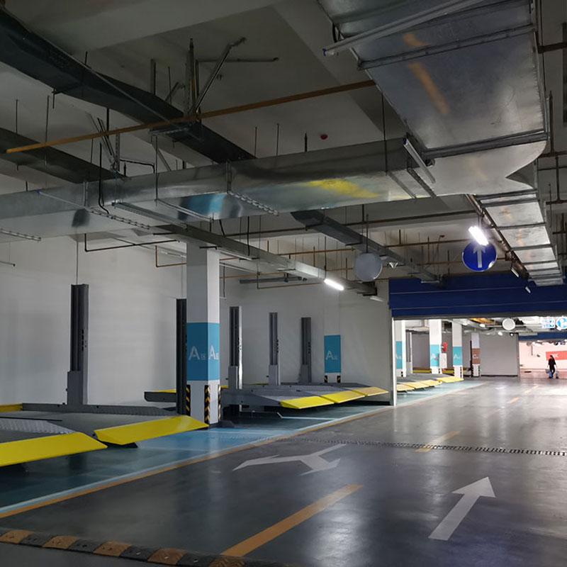 重庆荣昌PSH机械式停车设备过验收_移动式停车位价格