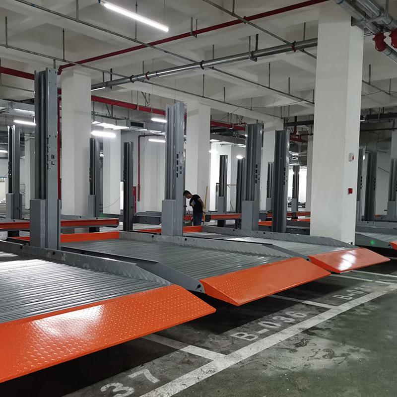 PPY机械式立体停车设备收购,三台县机械车位出租