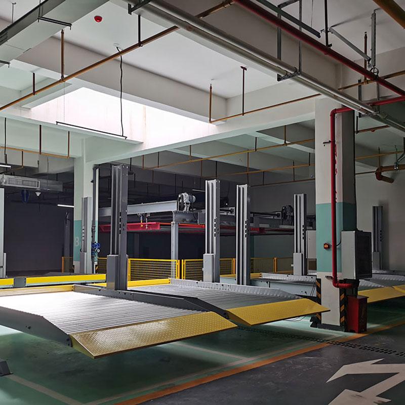 望谟县立体车位租赁_垂直升降立体停车位收购