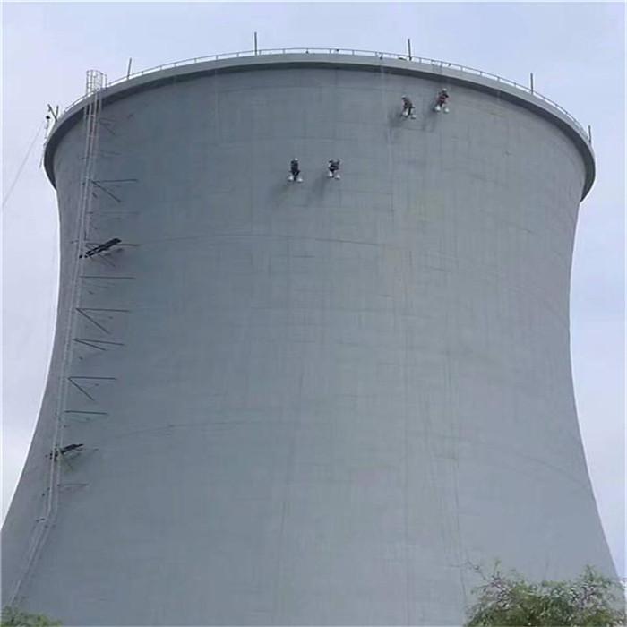 天长冷却塔外壁绘画彩绘公司@电话多少