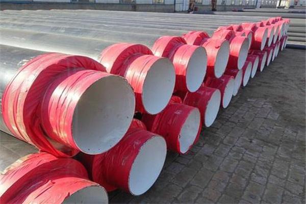 钢套钢型预制保温管大关县:实体老厂家