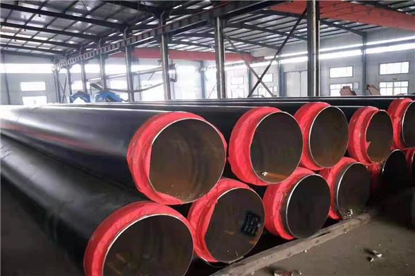 闽清县市政工程用直埋发泡保温焊接管厂家单价