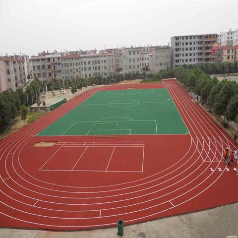 山西晋城材料厂家EPDM塑胶跑道