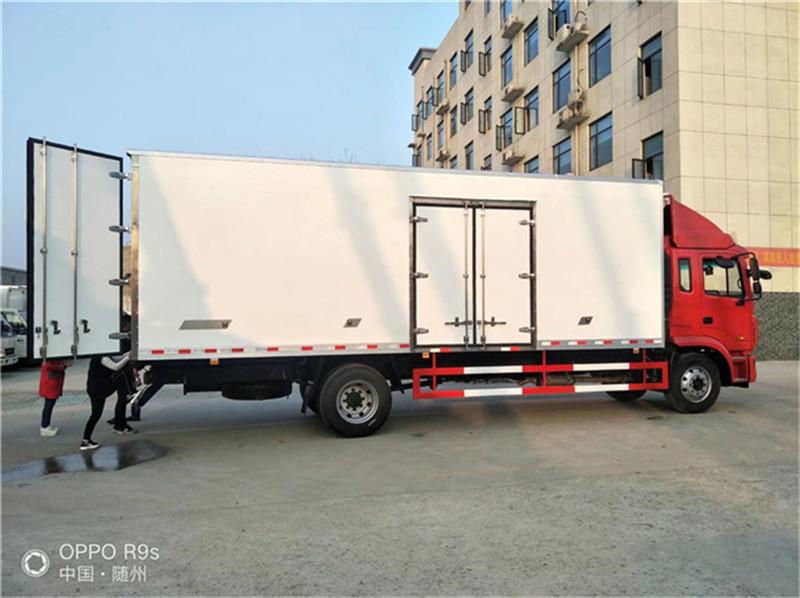 金杯海狮农产品冷藏车每日价格