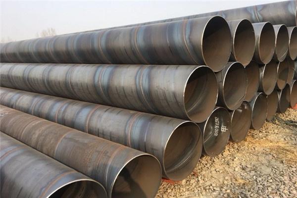 直径1520x12部标螺旋焊管按需求定制-禹城