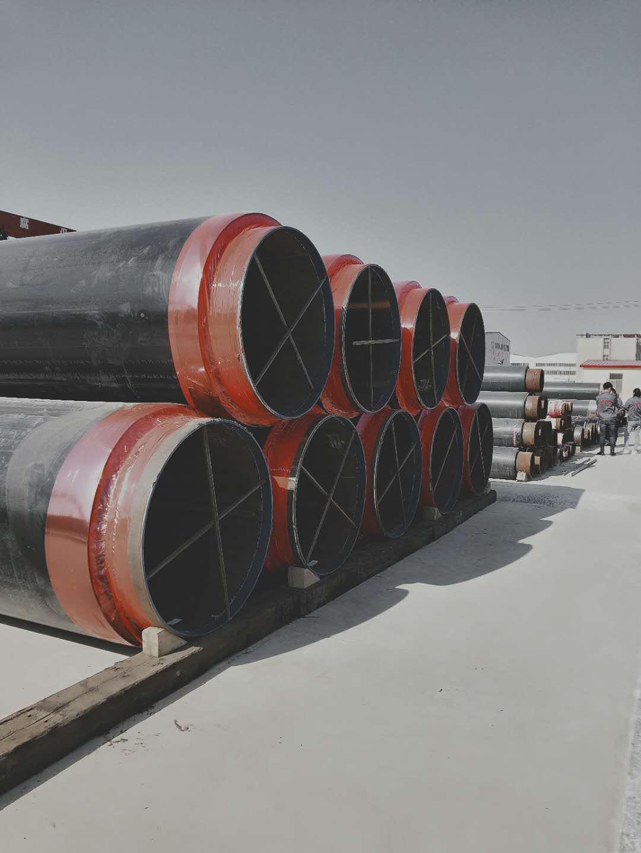 黑龙江省三层聚氨酯保温管生产厂家