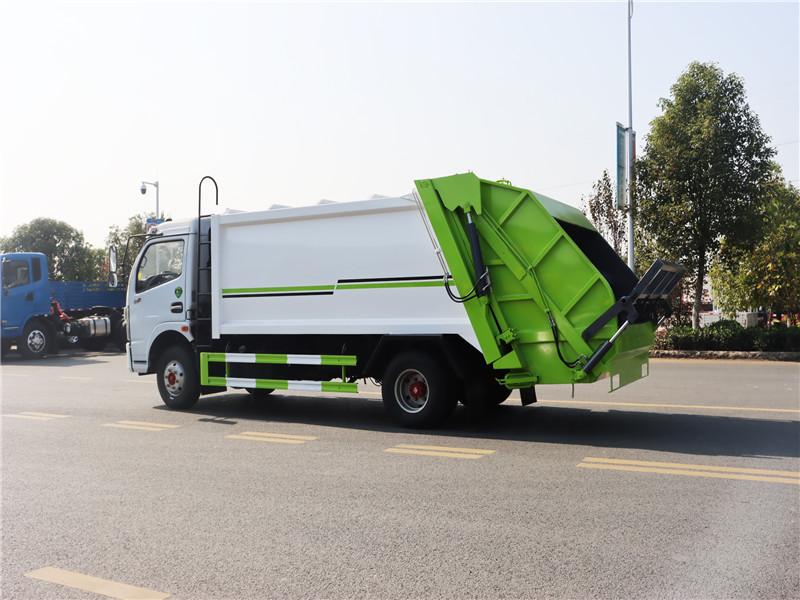 朔州市14方压缩垃圾车销售厂家