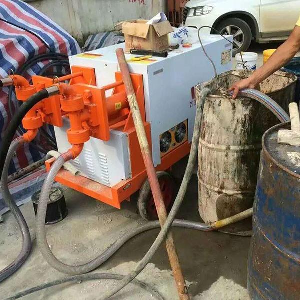 岳阳气动双液注浆泵注浆机