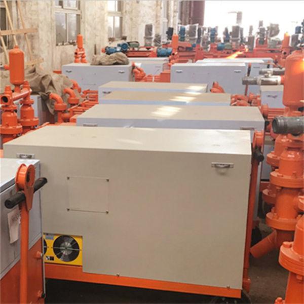 南京11kw液压双液注浆机
