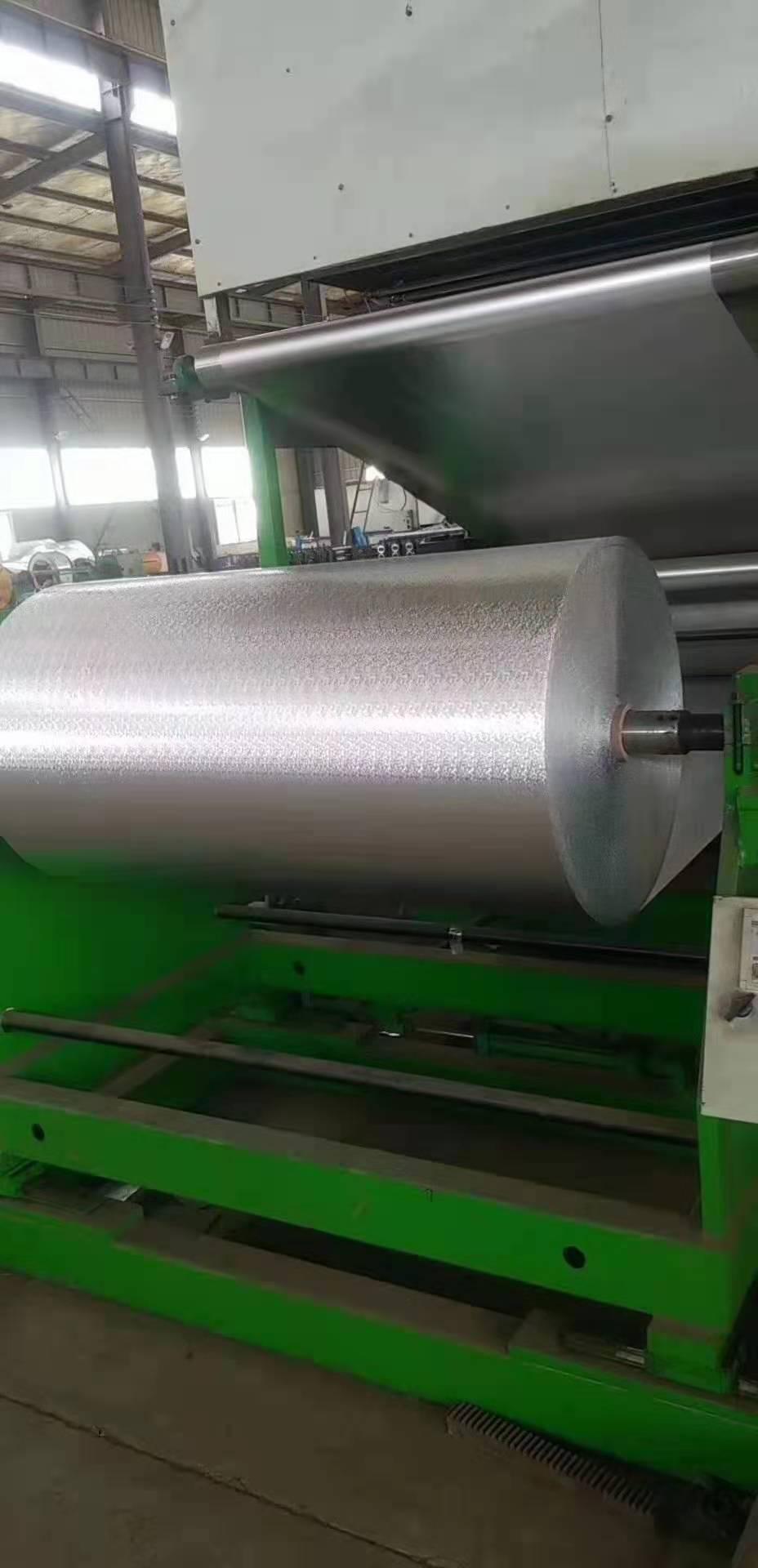 山东省德州市0.2mm保温铝卷管道彩涂铝卷板