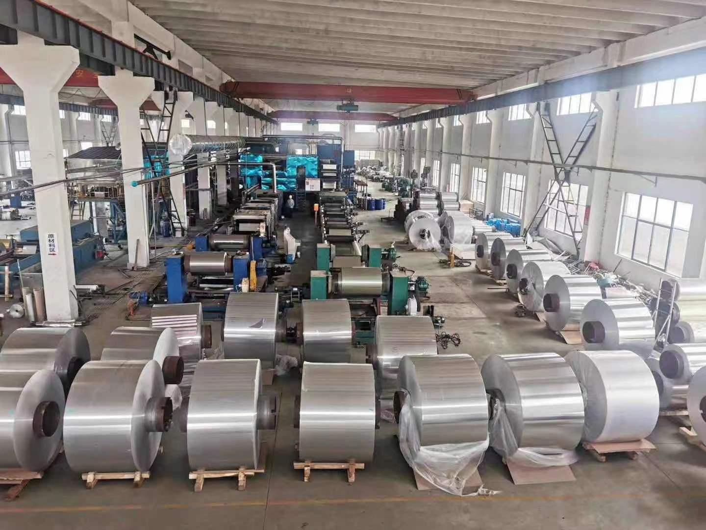 云南省曲靖市价格低的0.3mm保温铝卷保温防腐铝卷