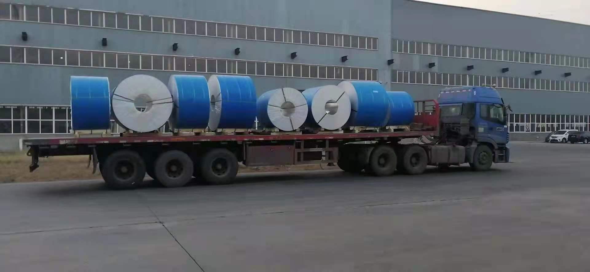 浙江省绍兴市哪里的0.9毫米保温铝卷便宜铝单板成品