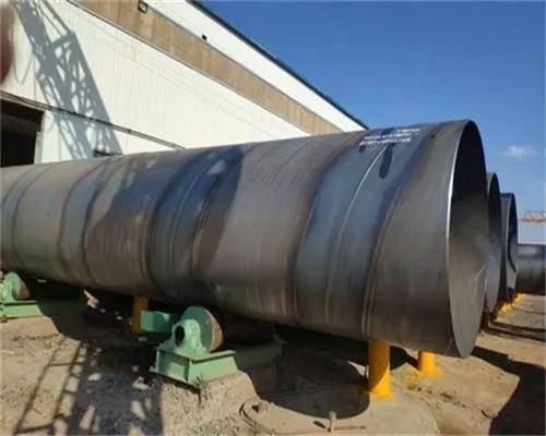 执行标准DN2000*16螺旋钢管每吨过磅价格