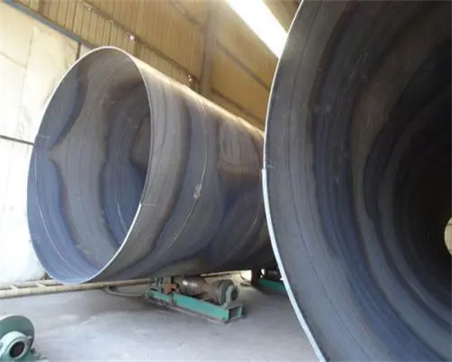 国标厂家DN2600*18螺纹钢管每吨过磅价格