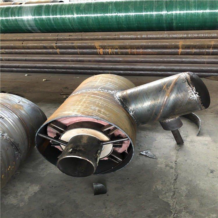 西安市蒸汽启动疏水装置(埋地)厂家下排水式保温疏水节厂家