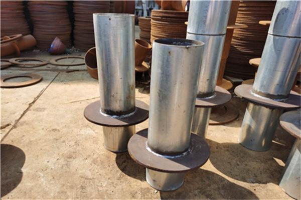 邢台不锈钢刚性防水套管厂家实地货源