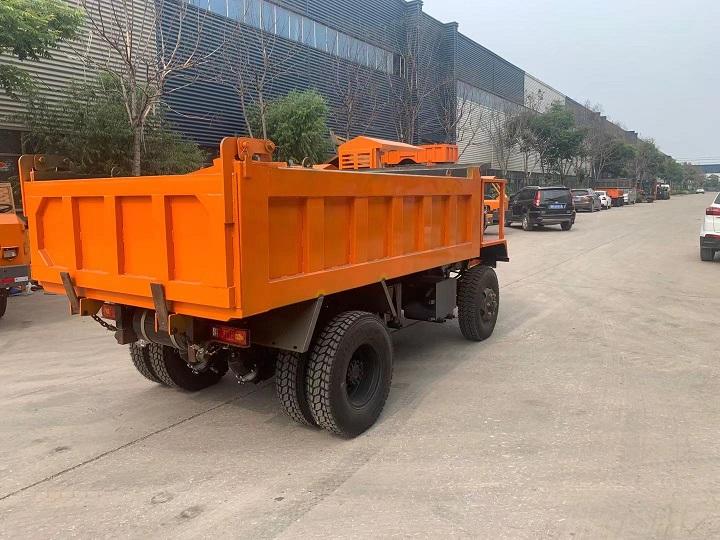 大理白族自治州宾川县矿用4吨运输车
