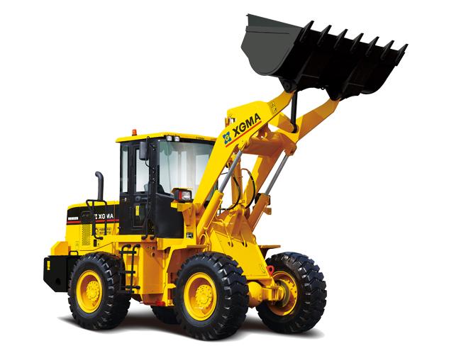 台山厦工铲车丨装卸快