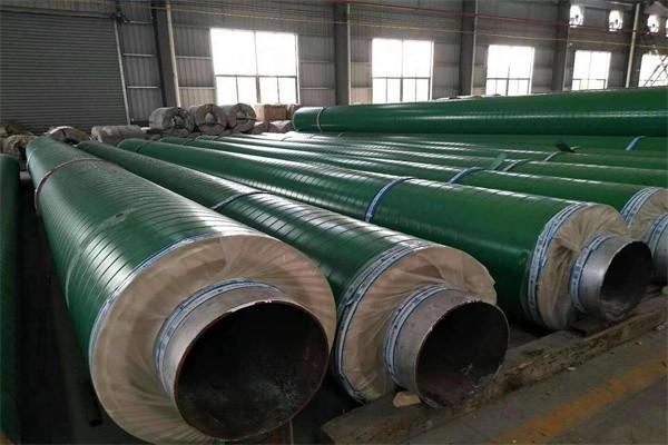 湖南省张家界市电厂保温螺旋钢管厂家直供