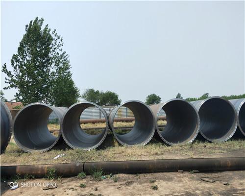 执行标准DN900*10螺旋埋弧焊钢管每吨过磅价格
