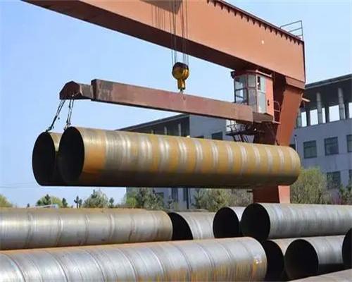 国标厂家D630螺旋钢管厂家价格